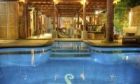 Pool Side - Villa Sama Lama - Gili Trawangan, Lombok