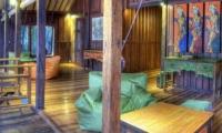 Open Plan Seating Area - Villa Sama Lama - Gili Trawangan, Lombok