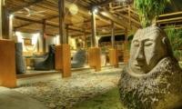 Outdoor Area - Villa Sama Lama - Gili Trawangan, Lombok