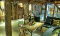 Living Area - Villa Sama Lama - Gili Trawangan, Lombok