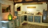 Kitchen Area - Villa Sama Lama - Gili Trawangan, Lombok