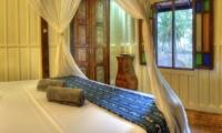 Bedroom View - Villa Sama Lama - Gili Trawangan, Lombok