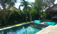 Swimming Pool - Santai Beach House - Canggu, Bali