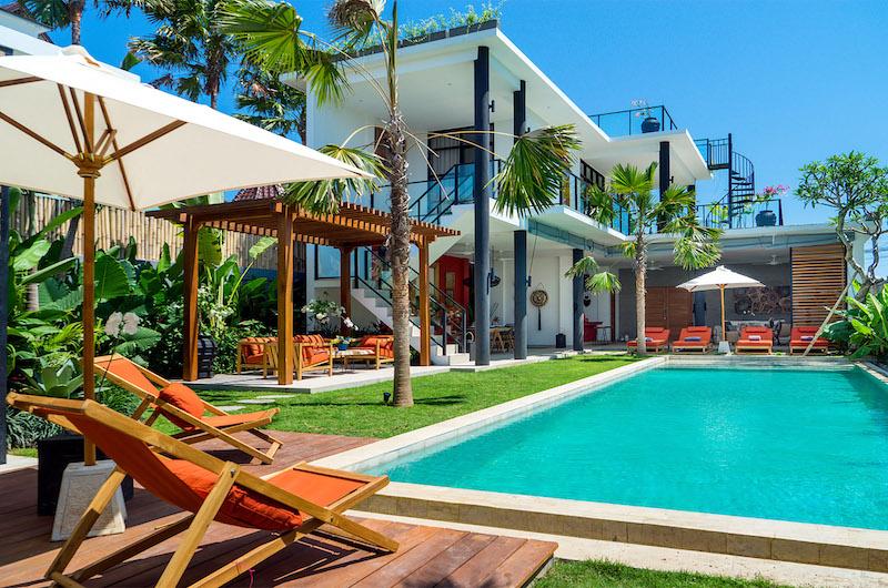 Pool Side - Canggu Beachside Villas - Canggu, Bali