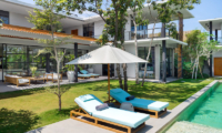 Pool Side Loungers - Canggu Beachside Villas - Canggu, Bali