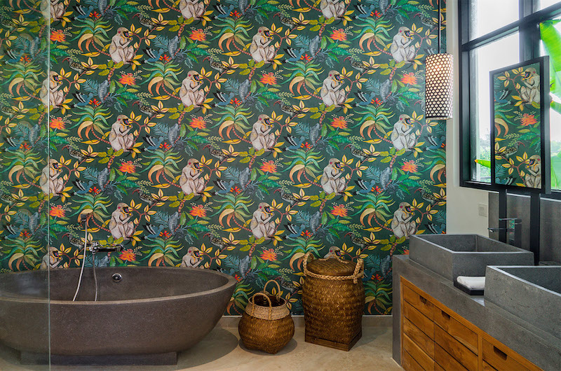 En-Suite Bathroom - Canggu Beachside Villas - Canggu, Bali