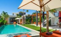 Pool Side Loungers - Villa Boa - Canggu, Bali