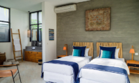 Twin Bedroom - Villa Boa - Canggu, Bali