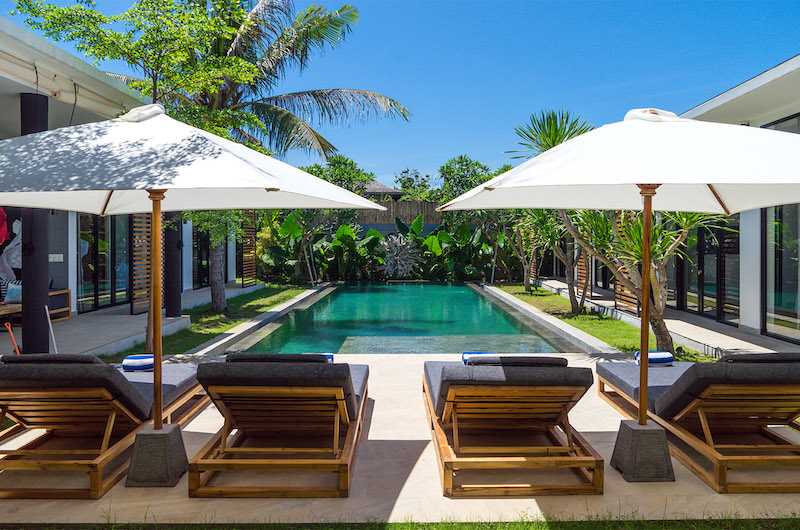 Swimming Pool - Villa Vida - Canggu, Bali
