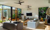 Living Area with TV - Villa Vida - Canggu, Bali