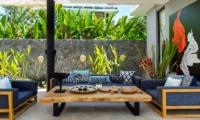 Lounge Area - Villa Vida - Canggu, Bali