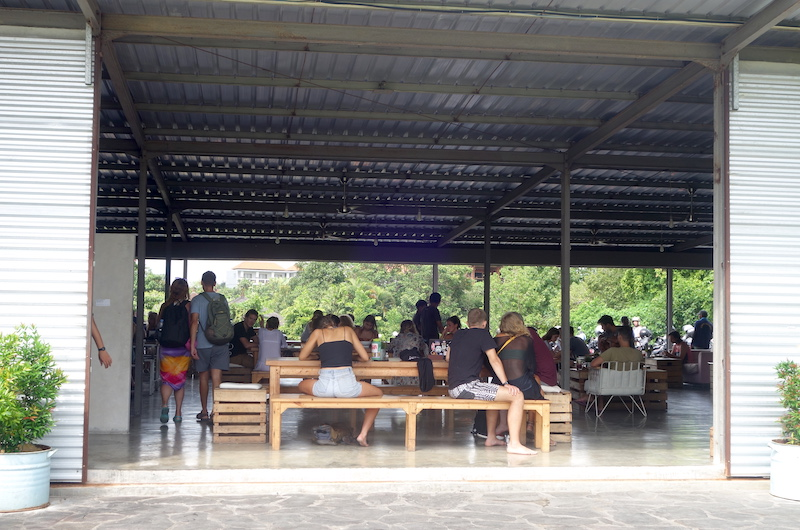 Crate Cafe Indoor Area | Canggu, Bali