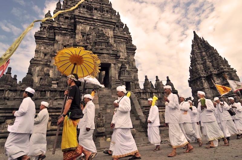 Hindu Village Procession | Bali
