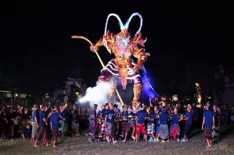 Nyepi Parade | Bali