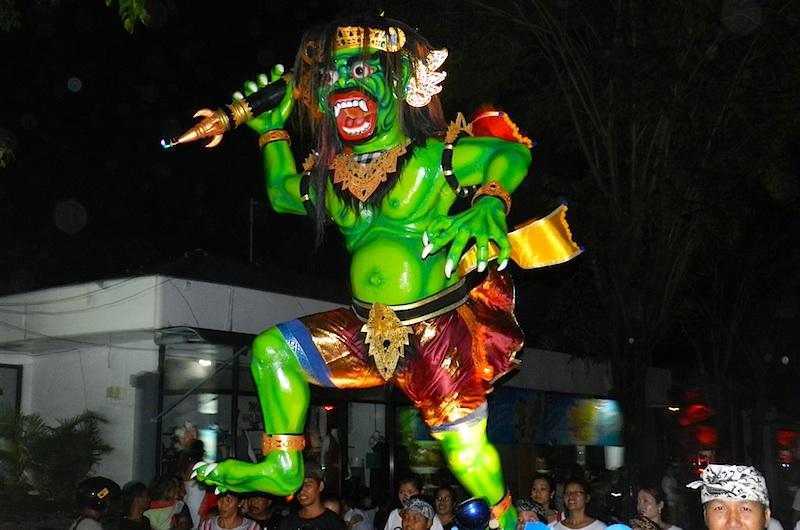 Nyepi Bali 2014 Vilondo