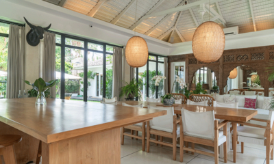 Indoor Living Area - Villa Iluka - Seminyak, Bali