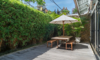Outdoor Dining - Villa Iluka - Seminyak, Bali