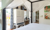 Four Poster Bed with View - Villa Iluka - Seminyak, Bali