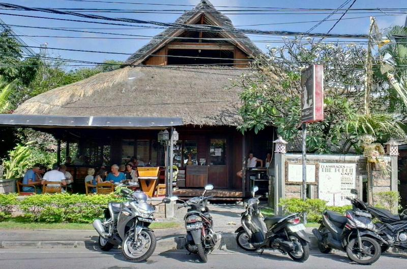 The Porch Cafe | Sanur, Bali