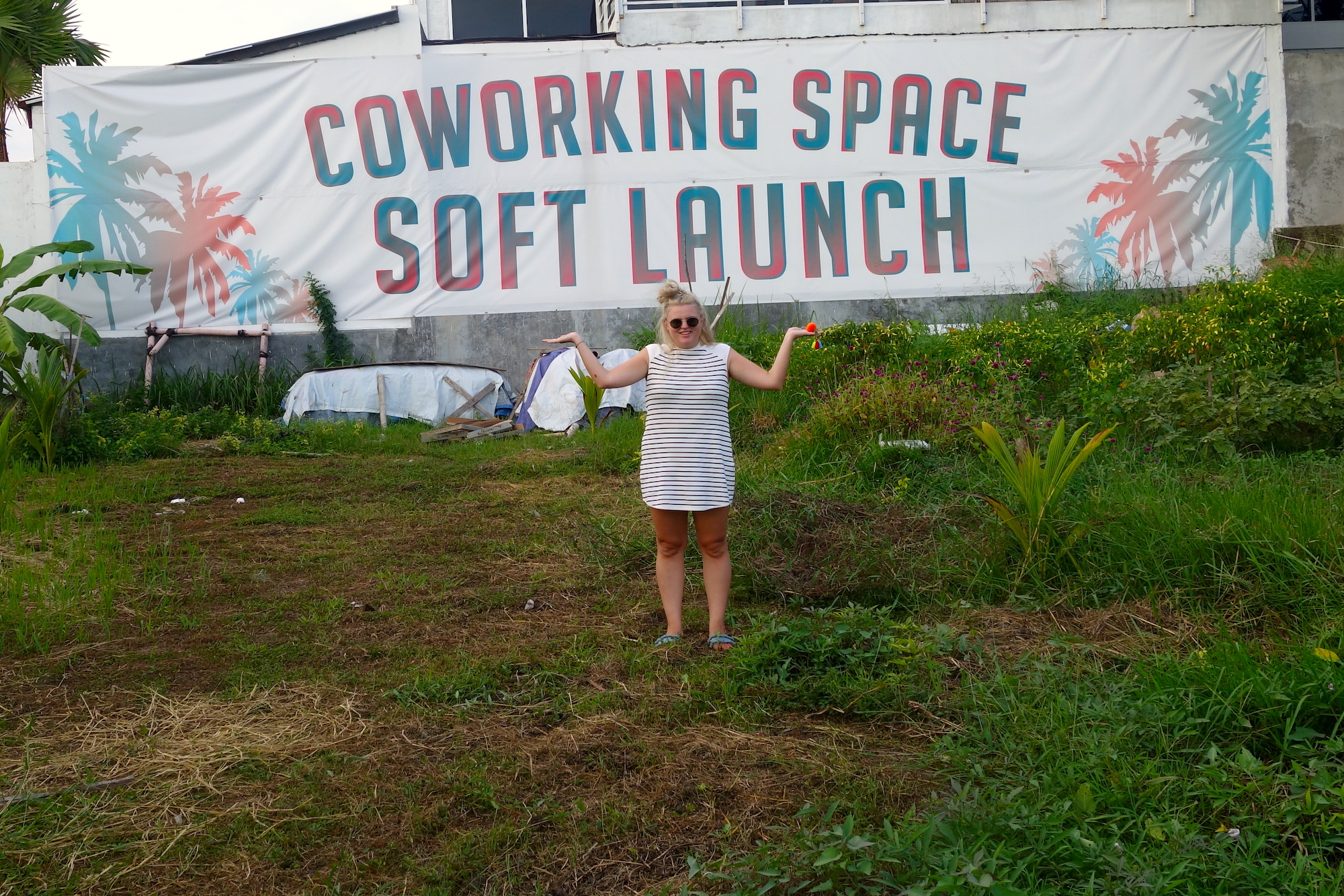 Being a Digital Nomad and Co-Working in Canggu