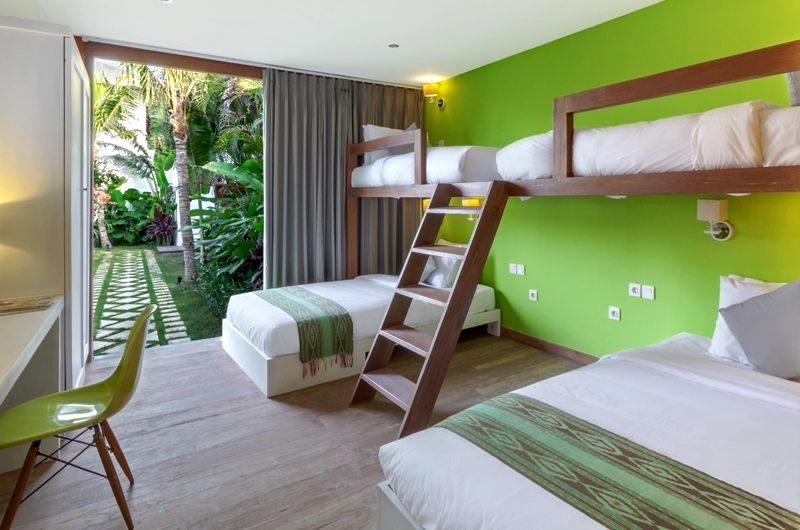 Villa Tangram Bunkrooms | Seminyak, Bali