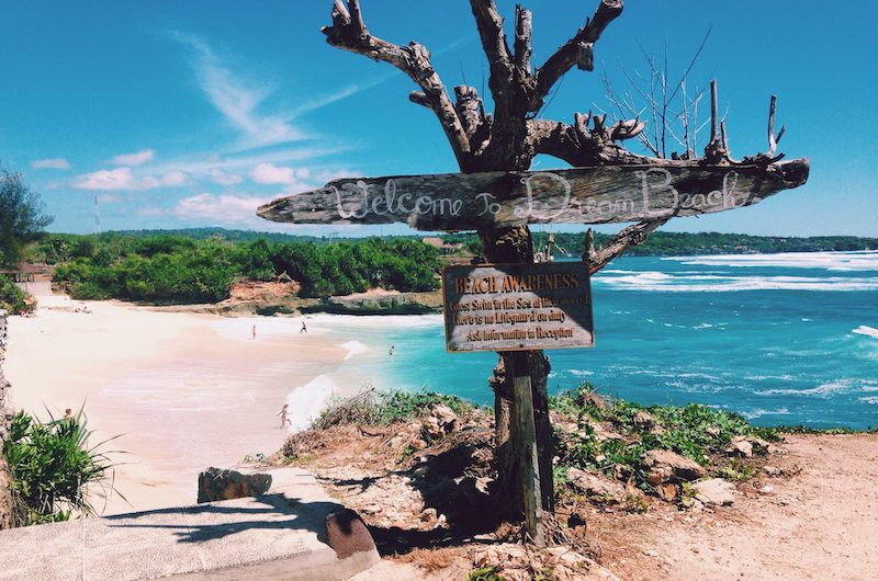 Dream Beach | Nusa Lembongan, Indonesia