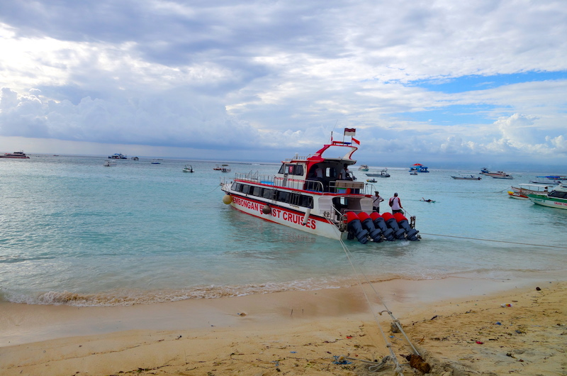 Rocky Fast Boat Cruise | Nusa Lembongan , Indonesia