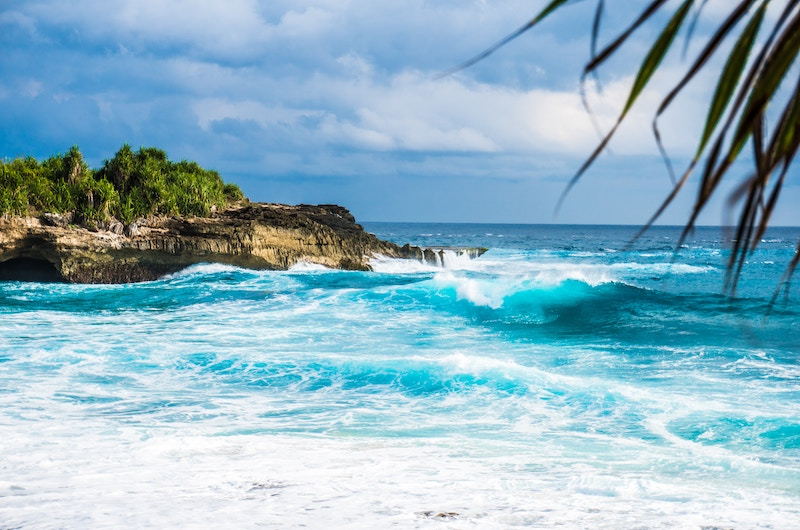 Surf Break | Nusa Lembongan, Indonesia