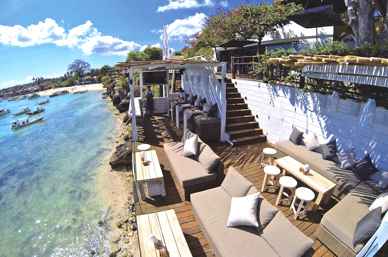 The Deck | Nusa Lembongan, Indonesia