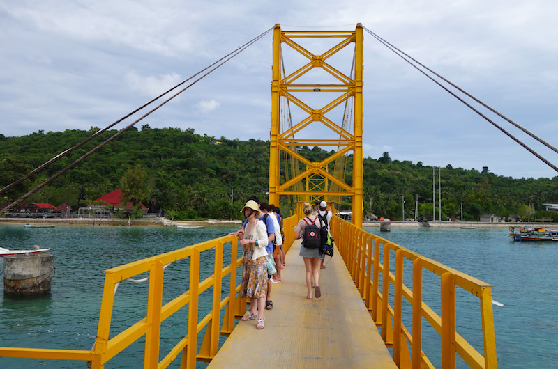 Yellow Bridge | Nusa Lembongan, Indonesia