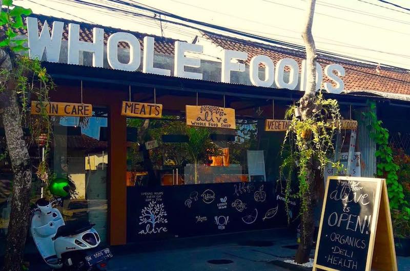 Alive Wholefoods | Canggu, Bali