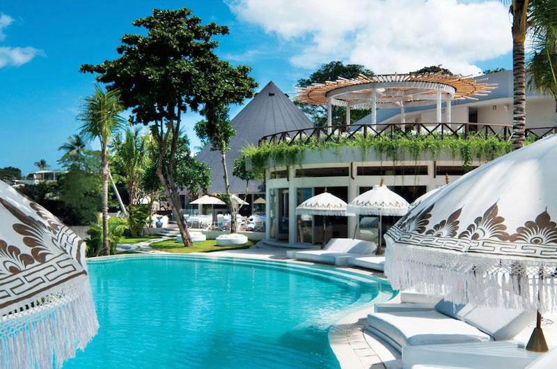 Bali Cocoon Beach Bar Seminyak