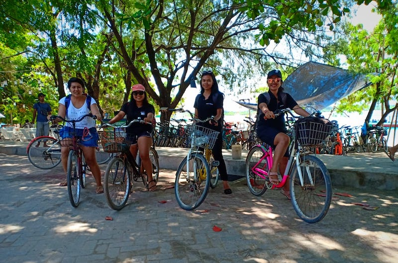 Bicycle Ride | Lombok, Indonesia