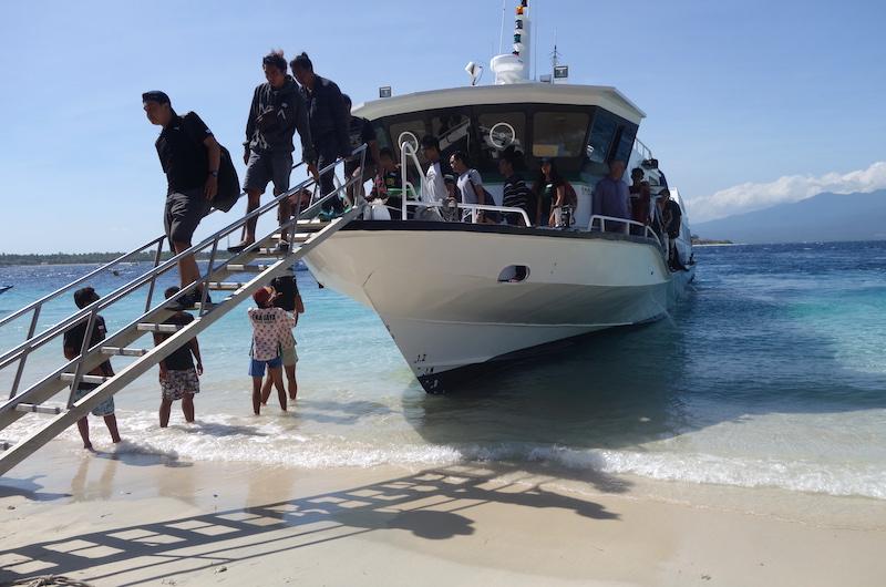 Boat Transfer | Lombok