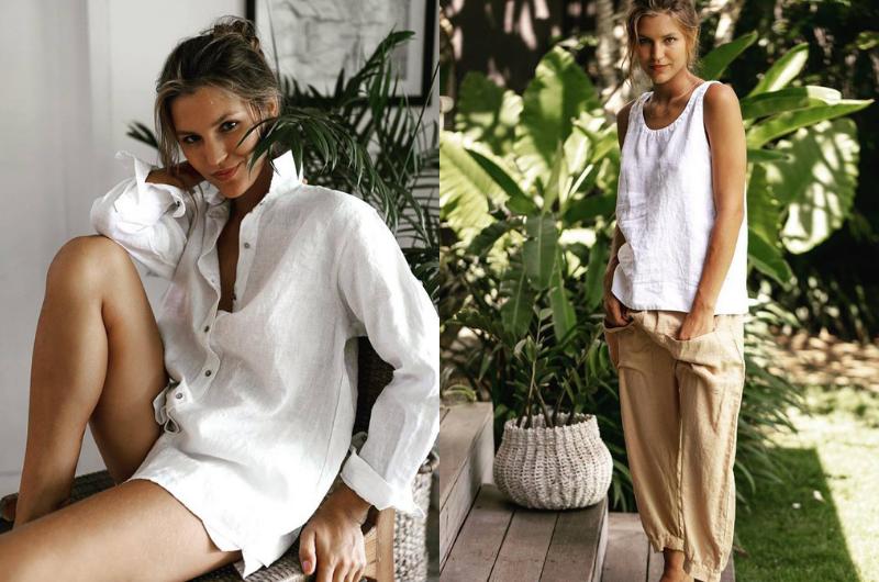 Frockk Linen Fashion | Bali
