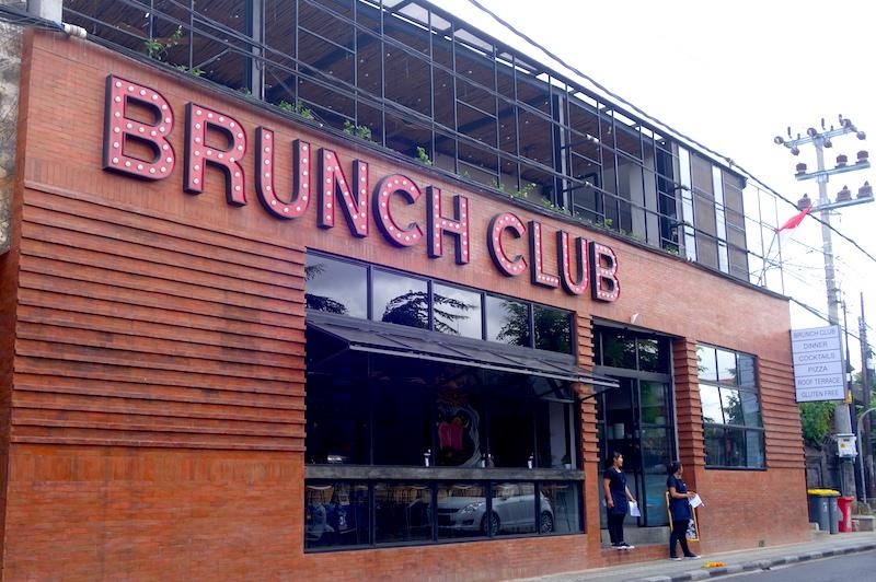 Brunch Club Bali | Legian, Bali