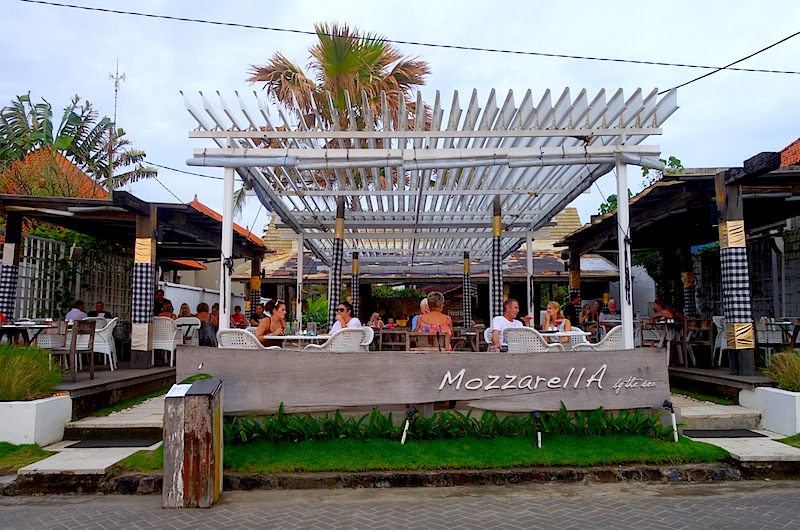 Mozzarella By The Sea | Legian, Bali