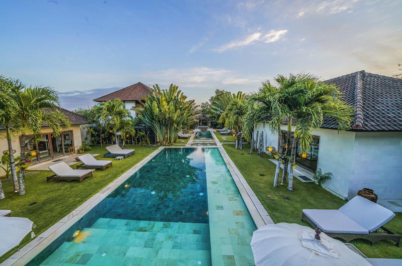 Bali Seminyak Abaca Villas