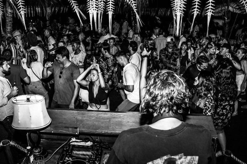Bali Canggu The Lawn Nye Party