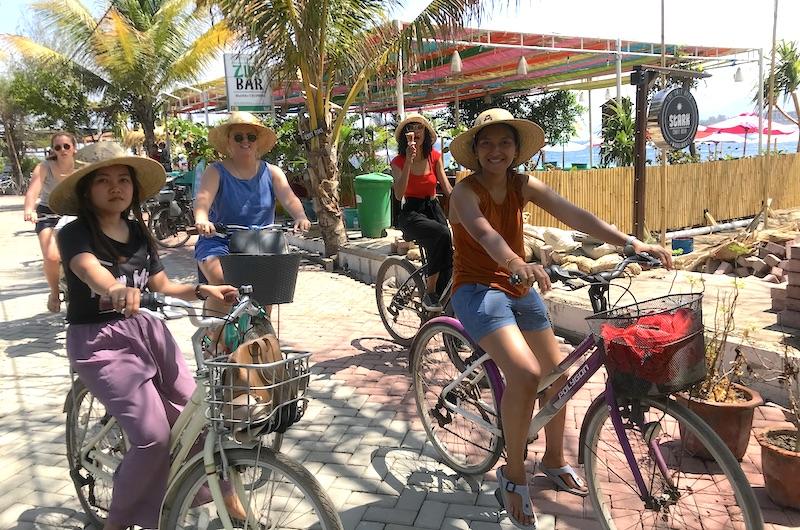 Bicycle Adventure | Gili Air, Lombok